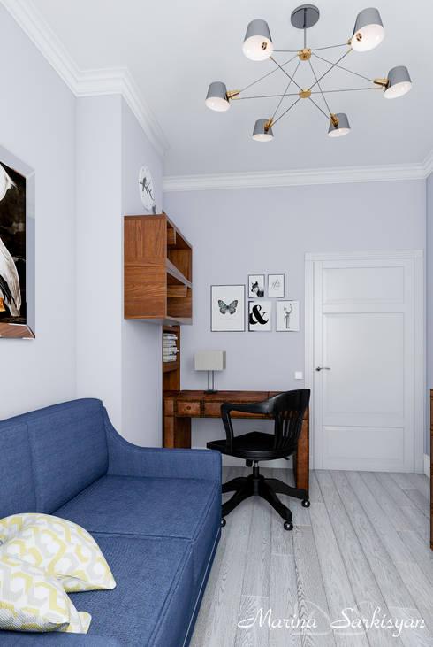 Marina Sarkisyan의  서재 & 사무실