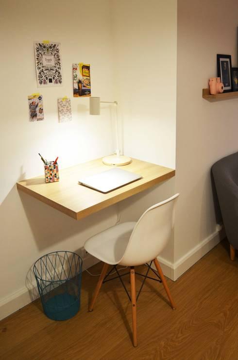 Study/office by Sandrine Carré