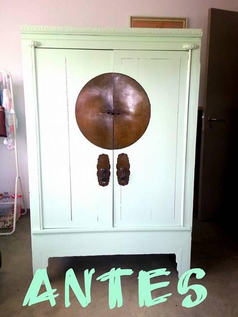 Antes!: Casa  por Pode Ser!