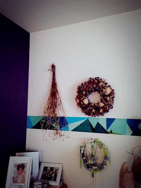 جدران وأرضيات تنفيذ Deco Cloth(デコクロス)