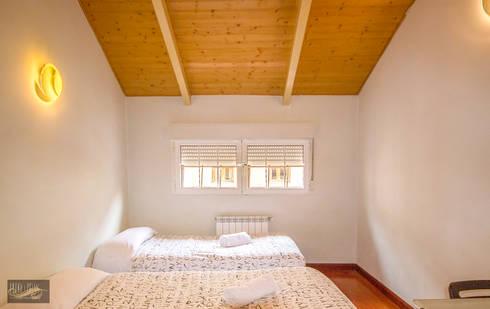 Quarto: Hotéis  por Pedro Brás - Fotografia de Interiores e Arquitectura   Hotelaria   Imobiliárias   Comercial