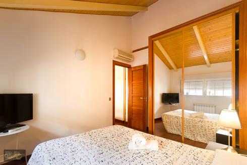 Quarto Casal: Hotéis  por Pedro Brás - Fotografia de Interiores e Arquitectura   Hotelaria   Imobiliárias   Comercial