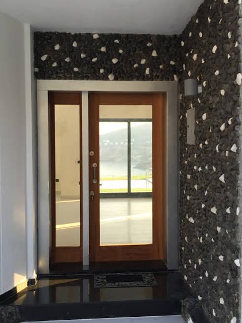 Corridor & hallway by SAYTAS SABUNCUOGLU YAPI VE TIC.LTD.STI.