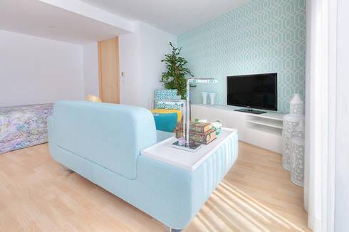 Fotografia de Interiores & Decoração : Sala de estar  por ARKHY PHOTO