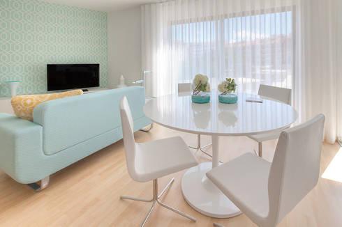 Fotografia de Interiores & Decoração : Sala de jantar  por ARKHY PHOTO