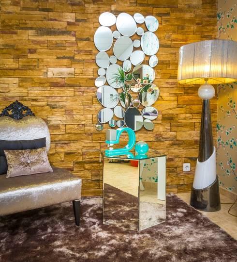 H&P decorações: Casa  por H&P Decorações