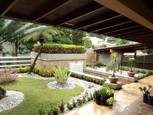 de estilo por jardines paisajismo y elyflor