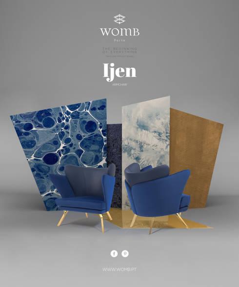 Womb: Casa  por WOMB