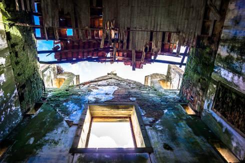 Recuperação do Antigo Colégio de Aldeia da ponte: Janelas   por David Bilo | Arquitecto