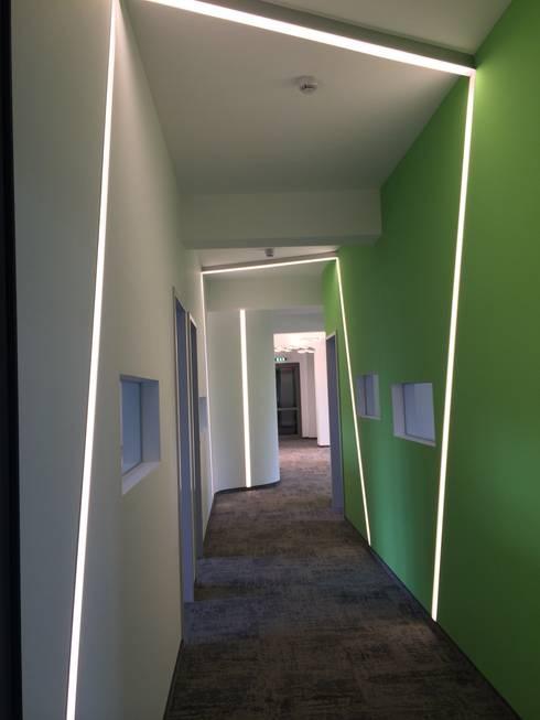 Corridor, hallway by MOHO 1