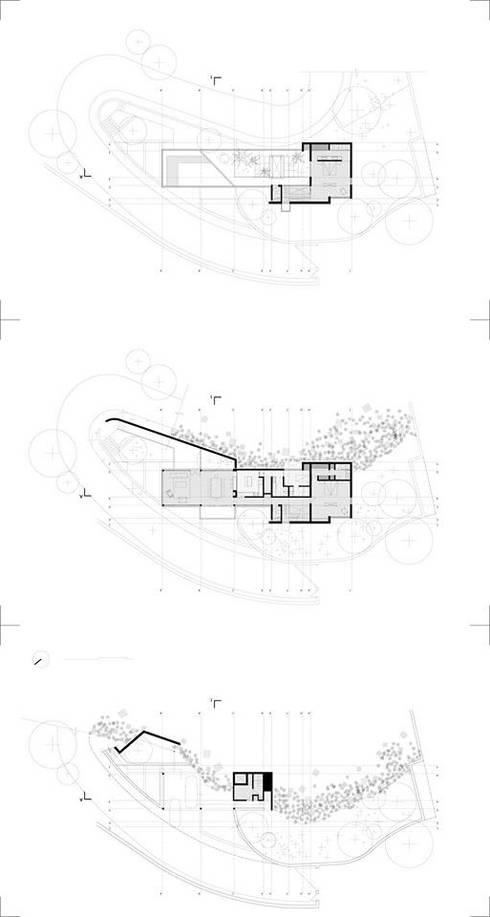 de estilo  por NIKOLAS BRICEÑO arquitecto