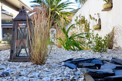 Petit jardin de ville por patxi castro homify - Petit jardin ru ...