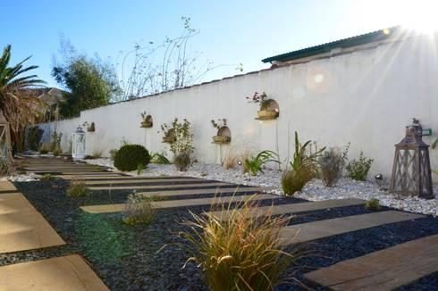 Petit jardin de ville by patxi castro homify - Petit jardin ru ...