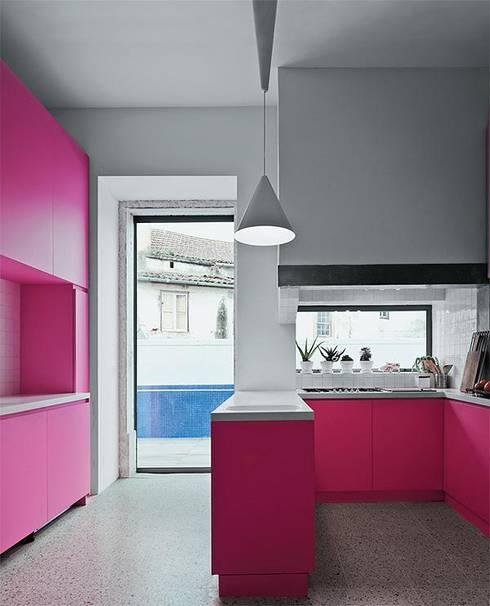 Nhà bếp by Casa Viva Obras