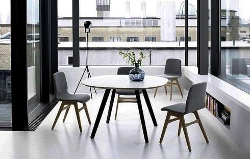 Casa Viva Obras: Salas de jantar modernas por Casa Viva Obras