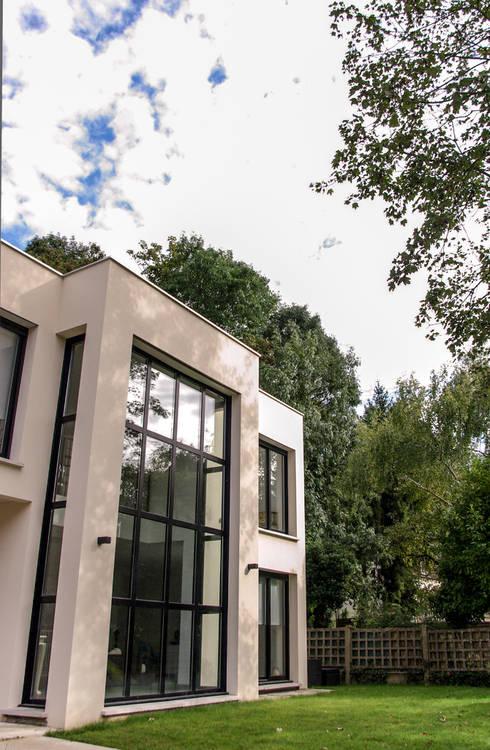 Daniel architectes의  주택