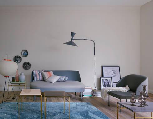 die neue moderne von sch ner wohnen farbe homify. Black Bedroom Furniture Sets. Home Design Ideas