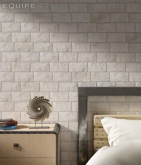 Dormitorios de estilo moderno por Equipe Ceramicas