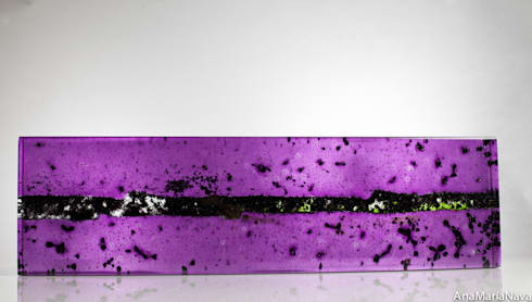 CAUCES PARALELOS: Arte de estilo  por Ana Maria Nava Glass