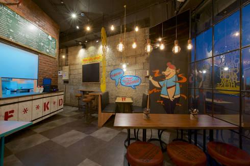Fat Kid deli :  Hotels by Studio Node
