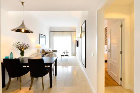 Suites : Quarto  por Pureza Magalhães, Arquitectura e Design de Interiores
