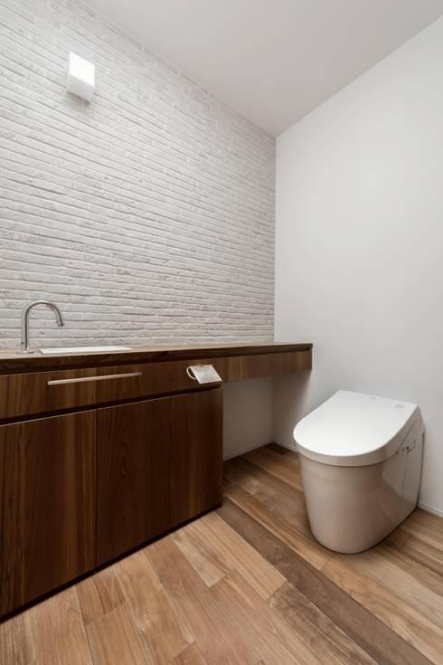 浴室 by オーガニックスタジオ兵庫株式会社
