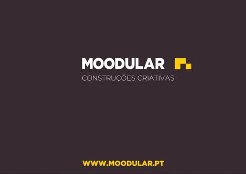 Catálogo Moodular | 1: Espaços comerciais  por MOODULAR