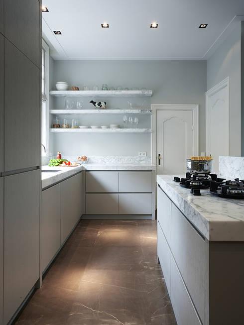 Kitchen by Designa Interieur & Architectuur BNA