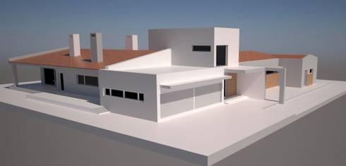 Edifício unifamiliar:   por askarquitetura