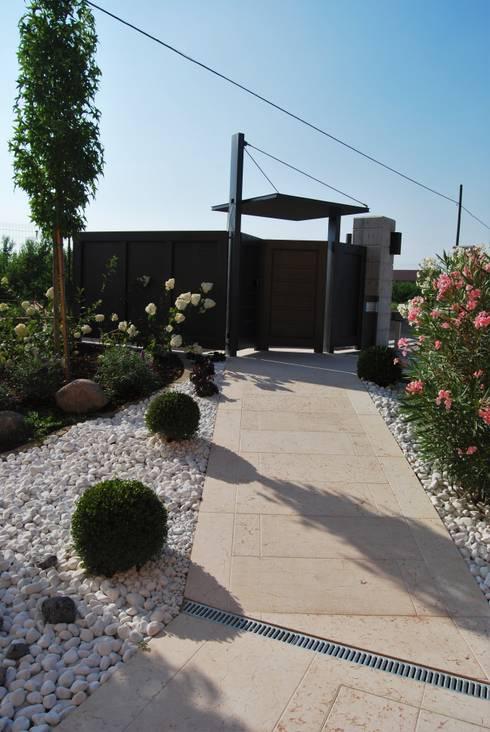 حديقة تنفيذ Lugo - Architettura del Paesaggio e Progettazione Giardini