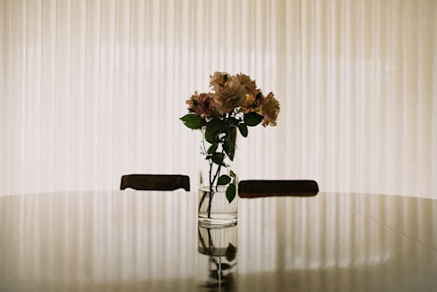 Sala de jantar  por Diana Vieira da Silva Arquitectura e Design