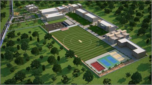 VIDHYADEEP COLLEGE CAMPUS:  Schools by INCEPT DESIGN SERVICES
