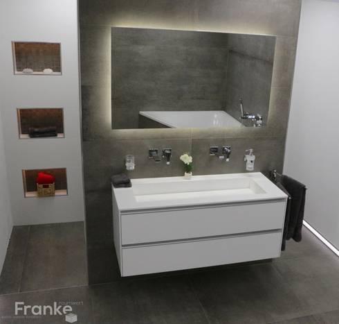 betonlook im gro format mit integrierter led beleuchtung von elmar franke. Black Bedroom Furniture Sets. Home Design Ideas