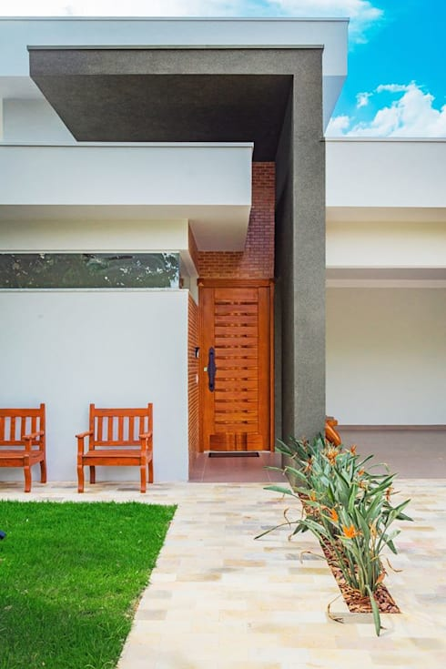 Projekty,   zaprojektowane przez Daniele Galante Arquitetura