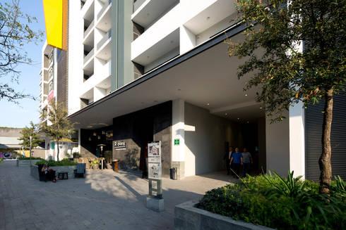 Nuevo Sur : Casas de estilo moderno por Grow Arquitectos