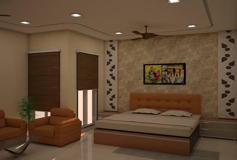 Aashiyana Renovations :   by VINCA interiors