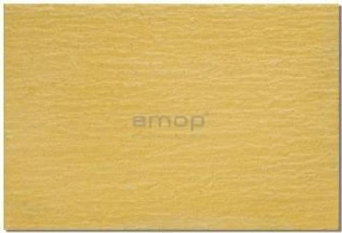 Amarelo Ouro: Piscinas modernas por Amop