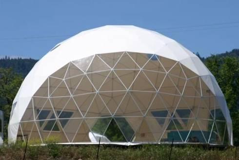domo para eventos: Salas multimedias de estilo  por smart domos