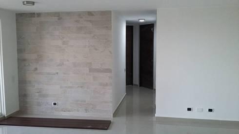 Remodelacion de Apartamento:  de estilo  por Arquitectura e Ingenieria GM S.A.S