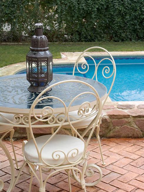 Garden  تنفيذ Decoración Andalusí