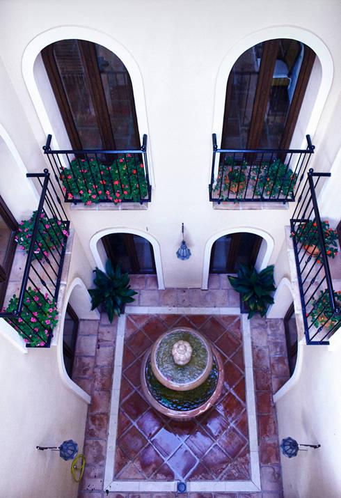 الممر والمدخل تنفيذ Decoración Andalusí