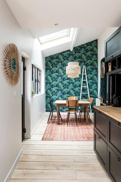 r novation d 39 une maison de ville boulogne billancout par olivier stadler architecte homify. Black Bedroom Furniture Sets. Home Design Ideas