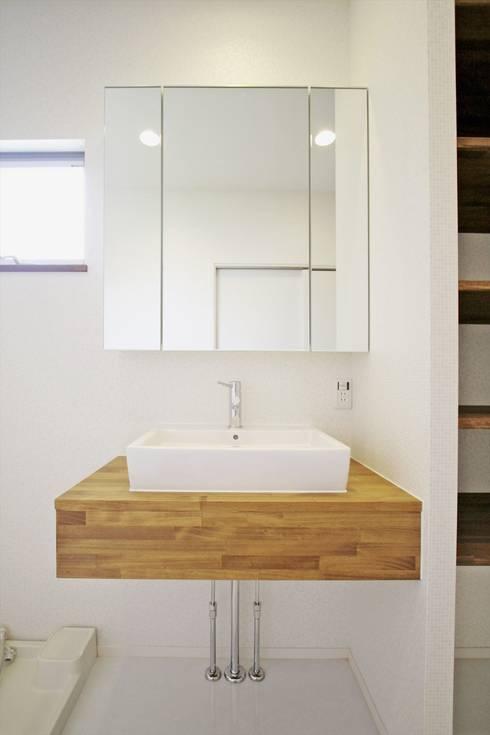 ห้องน้ำ by ジャストの家