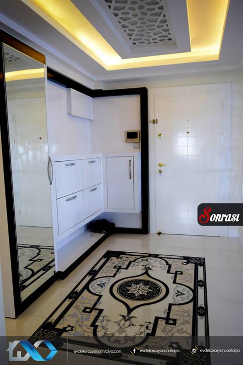 Ev Dekorasyonu Antalya – A'dan Z'ye mimari değişim:  tarz