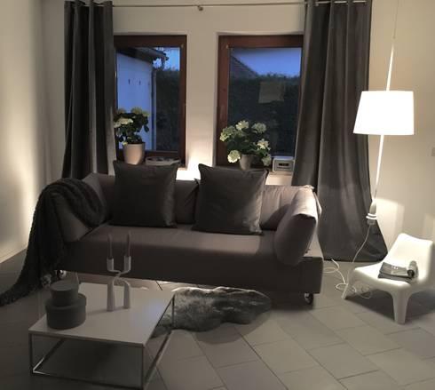 Home Staging Reihenhaus Zum Verkauf