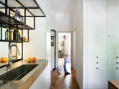 wohnung s von ifub homify. Black Bedroom Furniture Sets. Home Design Ideas