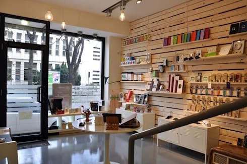 Melaggiusti concept store di shop relooking homify - Relooking shop ...