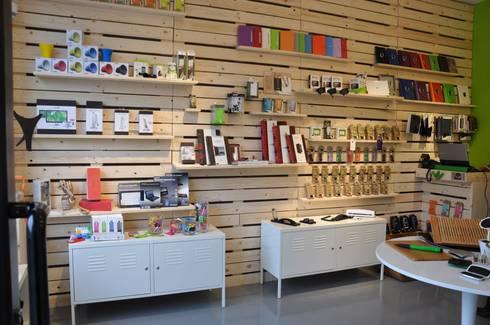 Melaggiusti concept store de shop relooking homify - Relooking shop ...