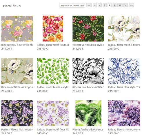 rideau voile l 39 t aux fen tres la d coration d 39 int rieure fleurie avec les rideaux et tissus. Black Bedroom Furniture Sets. Home Design Ideas