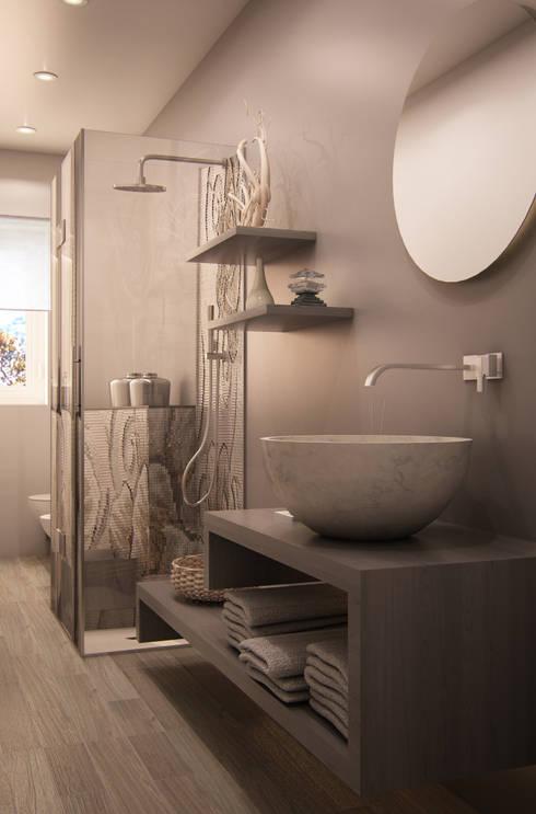 Baños de estilo  por MyArchitect